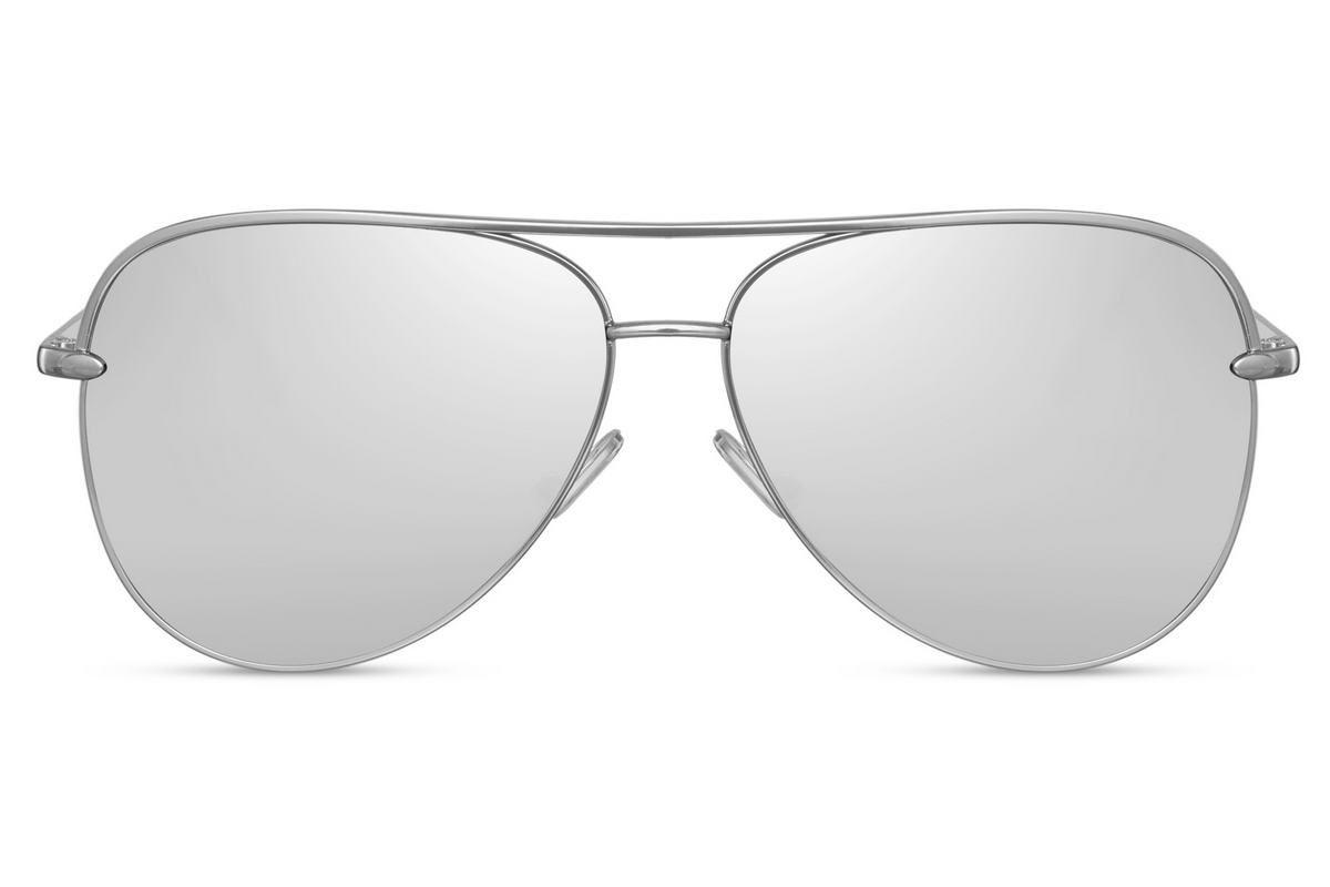 Pilotenbril Jetset Silver