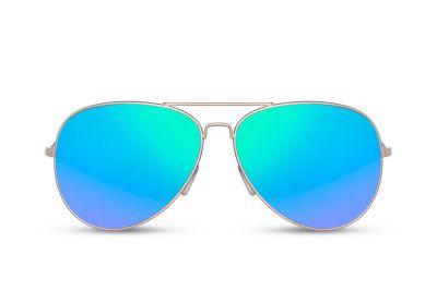 Pilotenbril Met Olieglazen