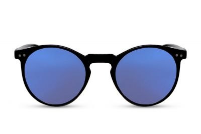 Flynn Blue Mirror