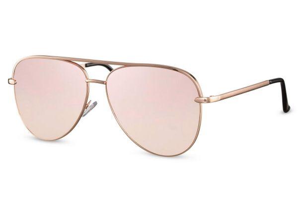 Pilotenbril Jetset Pink